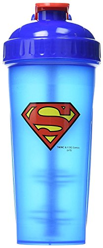 Performa Shakers Dc Comic Hero Series (800Ml) - Superman 800 ml