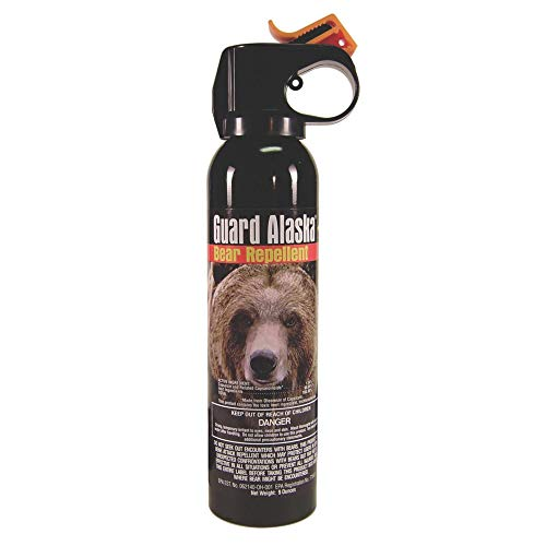 Personal Security Products GGBR9-C 9oz Bear Repellant
