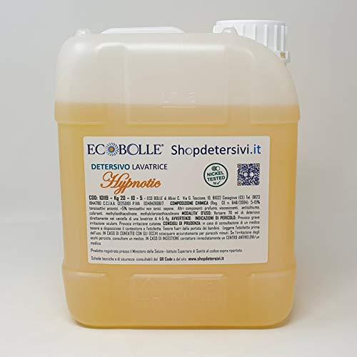 Detergente para lavadora Hypnotic, concentrado y súper perfumado (5 kg)