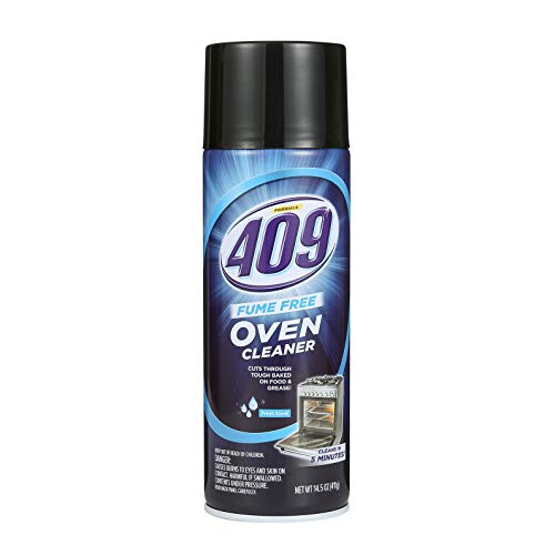 409 409 Fume Free Spray-on Oven Cleaner