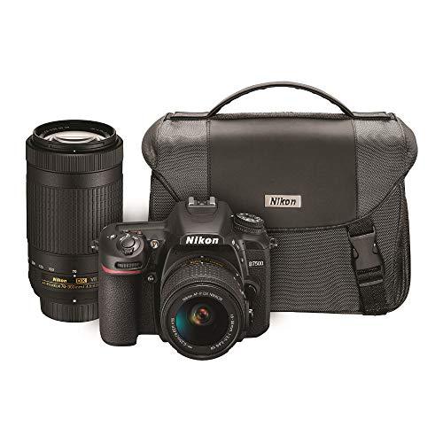 D7500 Dual Zoom Lens kit