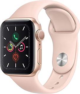 Apple Watch Series 5 40mm (GPS) - Caja De Aluminio En Oro / Pomelo Correa Deportiva (Reacondicionado)