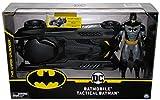 DC Batmobile DC Batmobile Dc Batman Tactical Batman Figure & Batmobile Set (Netcount 1Count),