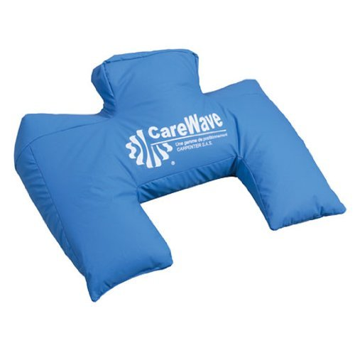CareWave Semi-Fowlerkissen XL NEG0611 65x50x15cm