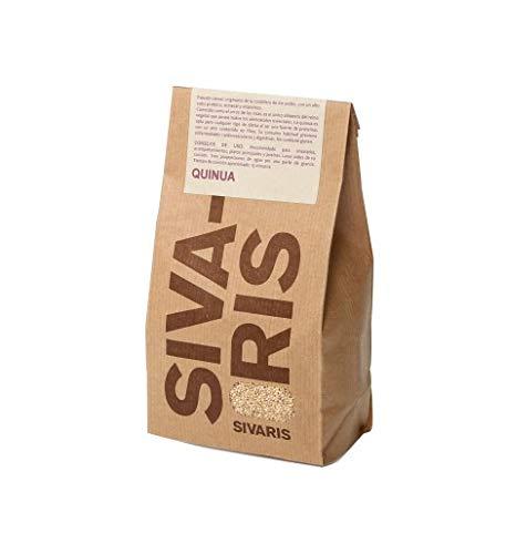 Arroz Sivaris - Quinoa 400 g - Caja de: 6 unidades