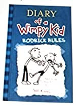 Rodrick Rules (Diary of a Wimpy Kid, Book 2) de Jeff Kinney