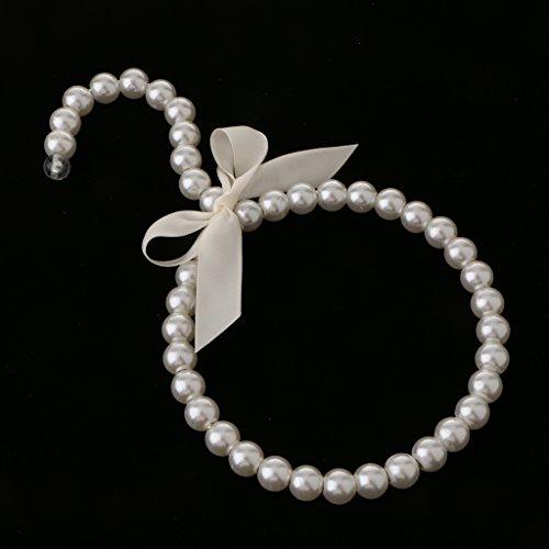 MagiDeal -   Perlen Schalbügel