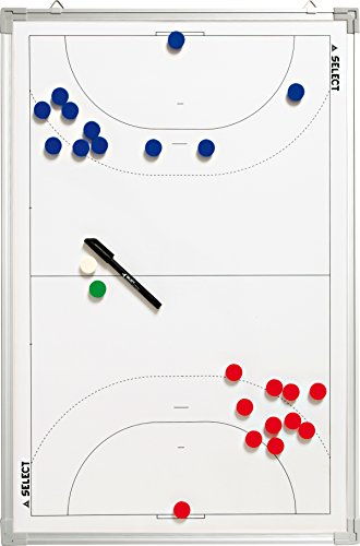 Select Taktiktafel Handball, 45 x 30 cm, 7295100000