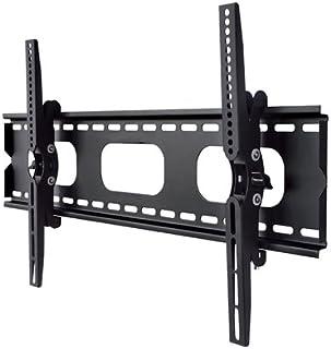 エース・オブ・パーツ テレビ壁掛け金具 37-65インチ対応 上下角度調節 ブラック PLB-117MB 【中型テレビ壁掛け】