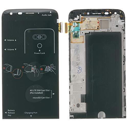 NG de Mobile Original LG G5H850pantalla LCD Cover (Cristal, táctil), color negro