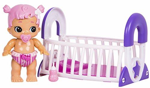 Little Live Bizzy Babies- Bebé con cunita Gracie