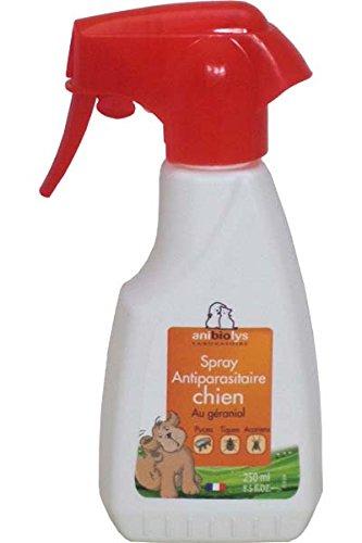 Spray antiparasitaire Chien AniBioLys 250ml