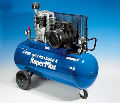 Bergin Kompressor BK700/12/300 Super Plus, 270 Liter Kessel, 5,5 KW