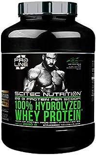 Scitec Nutrition - Hydrolyzed Whey Protein (Strawberry/Tiramisu - 910 gram)