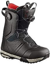Salomon Synapse Focus BOA Snowboard Boots Black Mens Sz 11 (29)
