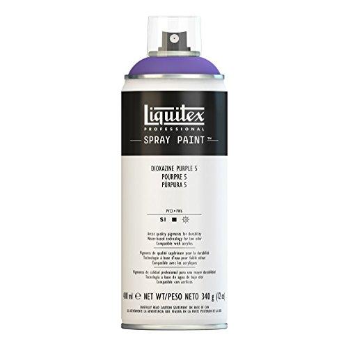 Liquitex Professional - Acrílico en spray, 400ml, purpura d