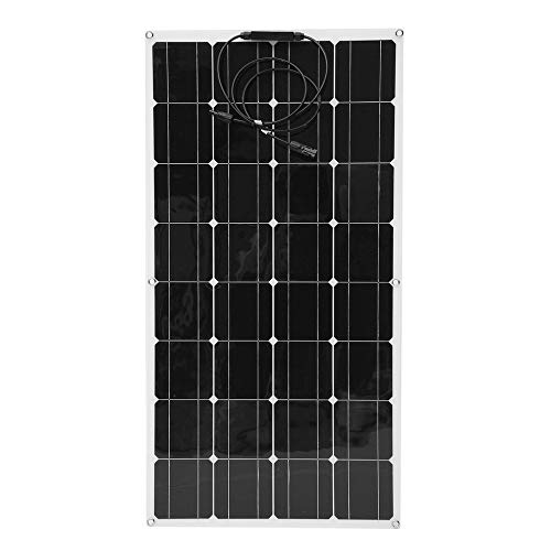 100W Monocrystalline Flexible Solar...