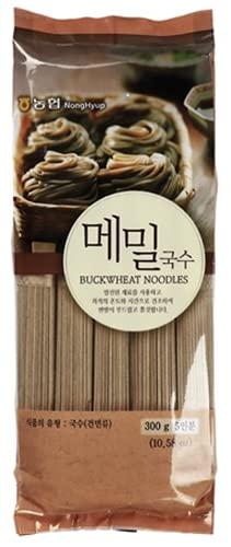 Soba - Fideos de trigo sarraceno