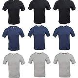 Gildan Men's 10-Pack Heavy Cotton Adult T-Shirt...