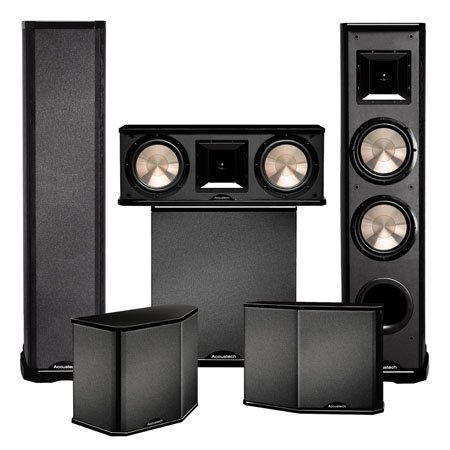 bic floor standing speakers BIC Acoustech PL-89 Home Theater System