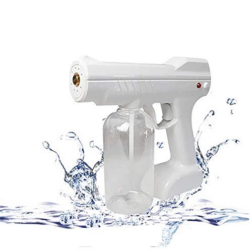 BATOWE Spruzzatore Elettrico spruzzatore Ricarica elettrica Nano Steriliation Pistole a spruzzo Micro Pistola a spruzzo Nebbia del Fumo Steriliation Nano Vapore Pistola a spruzzo