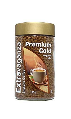 Extravaganza - Caffè Solubile - Premium Gold 100g x 6 packs