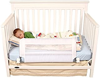 converting sorelle crib to toddler bed
