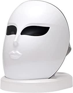 Led Light Therapy Mask, Facial Skin Rejuvenation Tool Facial Skin Care Mask Huidverstrakking Anti-Rimpel Whitening Beauty ...