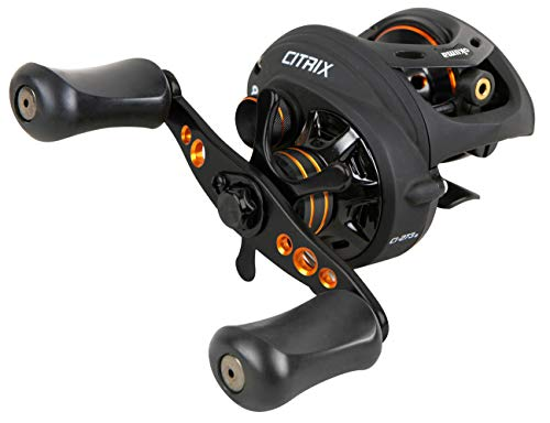 Okuma Citrix Lightweight Low Profile Baitcast Reel