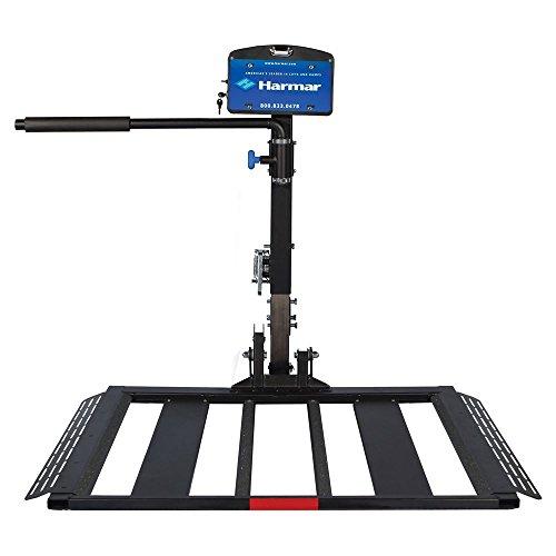 Automatic Universal Power Chair Lift - A20638 - Harmar AL560XL