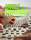 Little Crossword Puzzle Books Ultimate Word Search Collection: Picture Puzzles How Many Differences Can You Find Brain Games, Search-A-Word Collection ... With Alzheimers Left Brain Training Book
