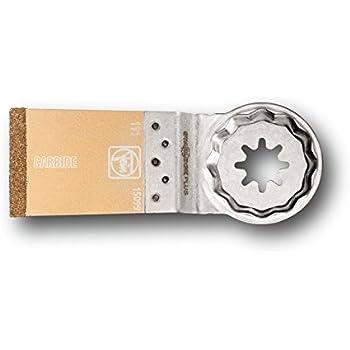 8pcs Oscillating Tool Segment Precision E-cut Saw Blades For Fein Multimaster
