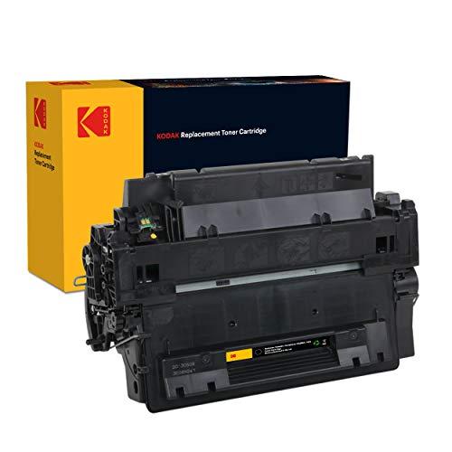 Kodak Supplies 185H025501 Toner 6000 Seiten schwarz passend für Hewlett Packard LJP3015 kompatibel zu CE255A/55A/3481B002/724