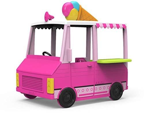 FEBER. Camión de Comida, Food Truck. con más de 20 Accesorios. para niños/as de 2 años en adelante