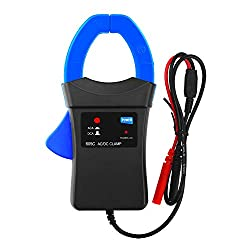 BTMETER BT-605A AC/DC 600A Clamp-on Current Probe Amp Adapter for Work with Digital Multimeters
