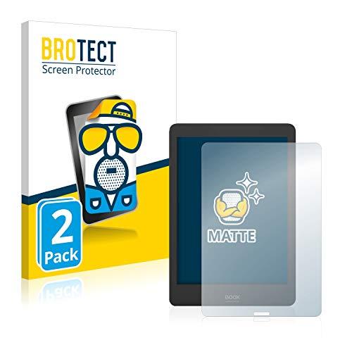 BROTECT 2X Entspiegelungs-Schutzfolie kompatibel mit Onyx Boox Nova Pro Displayschutz-Folie Matt, Anti-Reflex, Anti-Fingerprint