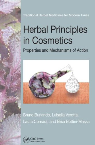 Herbal Principles in Cosmetics: Properties and Mechanisms of Action (Traditional Herbal Medicines for Modern Times)