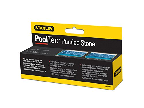 Stanley 36899 Small Swimming Pool and Spa Pumice Stone, Small