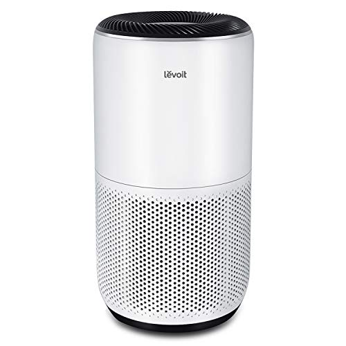 LEVOIT Air Purifiers for Large Home Bedroom 83m², Alexa Enabled, H13 True HEPA Filter with PM2.5 Intelligent Air Quality Sensor, Removes 99.97% Pollen Allergy Dust Smoke Pet, Auto Mode, CADR 400m³/h