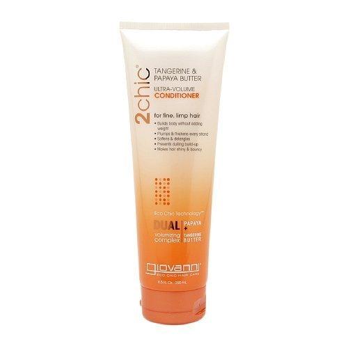 Giovanni 2chic Mandarine & Papaye Mangue Ultra-Volume Après-Shampooing 8.5 fl oz par AB