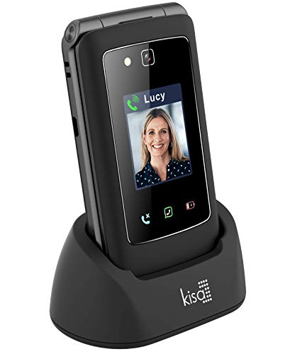 Best Unlocked Big Button Cell Phone for Modern Seniors with Touch Screen