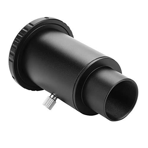 Adaptador de anillo T STF de 1.25 pulgadas, adaptador de montaje para telescopio M42 rosca de extensión de tubo T2 anillo para cámara Nikon