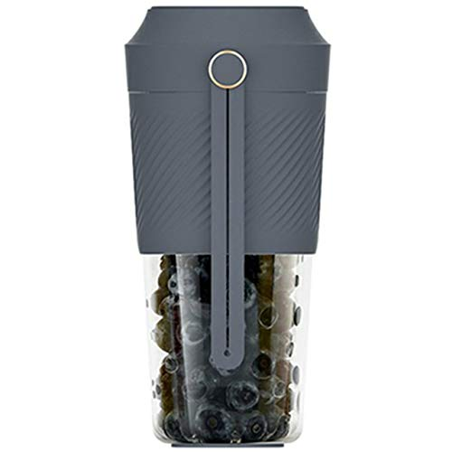 XLEVE Best Sell Electric Juicer Electrical Portable Mini Fruit Vegetable Orange Juice Blender Cup For Girl Outdoor (Color : B)