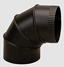 Stove Pipe Elbow 6