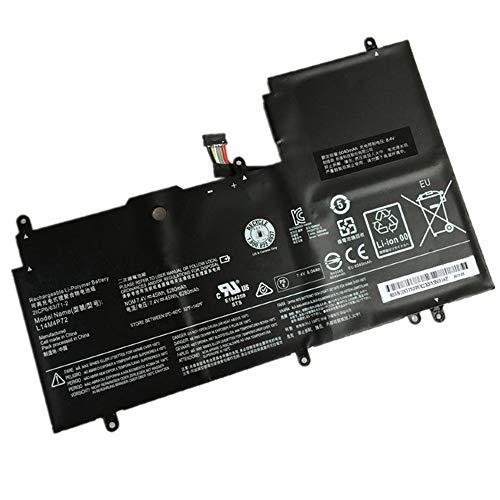 XITAIAN 7.5V 45Wh 6230mAh L14M4P72 L14S4P72 Ersatz Laptop Akku für Lenovo YOGA3 14 Yoga 700-14ISK Yoga3 14-IFI 14-IFI(D) Yoga3 14-ISE