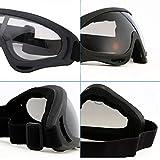 Zoom IMG-2 2 pezzi occhiali da sci