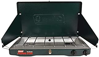 Coleman Gas Stove | Portable Propane Gas Classic Camp...