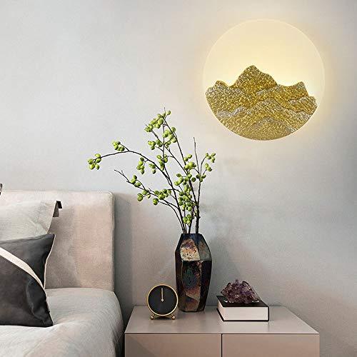 Hancoc Creativa Lámpara De Pared De La Habitación De Noche Modernas Minimalista Salón Pasillo Pasillo Escaleras Pared De La Habitación De Los Niños Iluminación LED De Ahorro De Energía