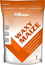 Pure Source Nutrition Waxy Maize 5kg Powder Estimated Price : £ 17,99