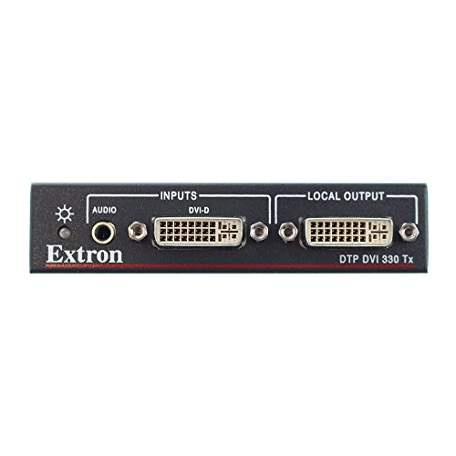 Extron 60-1360-12 Long-Distance DTP Transmitter for DVI, DTP DVI 4K 330 TX